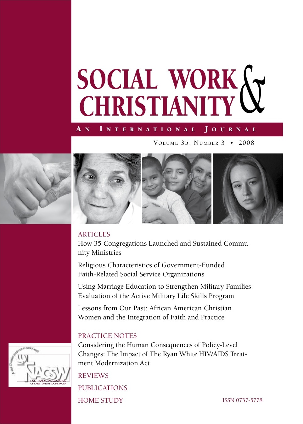 Social Work & Christianity